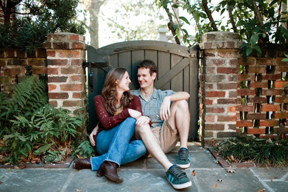 Athens GA Engagement Photographer