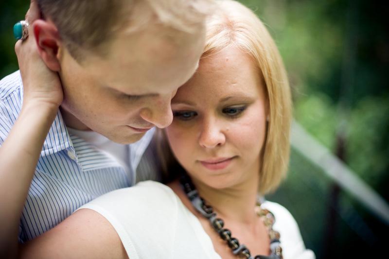 Lullwater Park Couple Photos