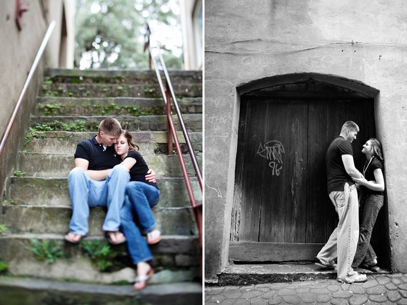 Savannah Engagement Photography