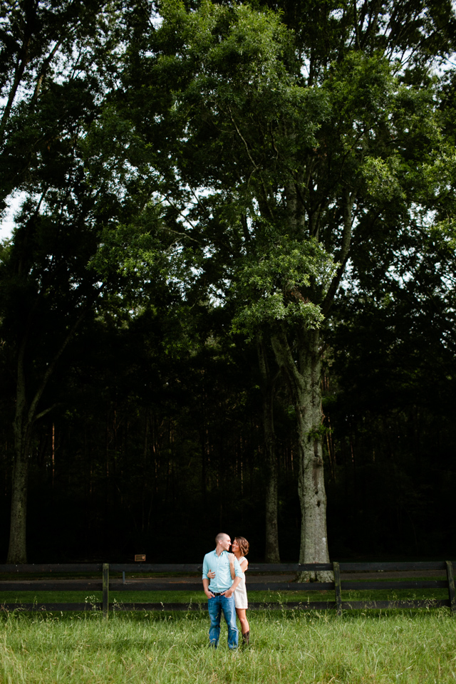 Rome GA Engagement Photographer